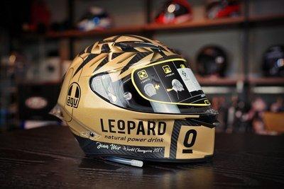 ♚賽車手的試衣間♚ AGV® AGV Pista GP R Joan Mir World Champion 紀念 安全帽