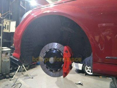 邦德堡國際 賓士BENZ 前大六活塞煞車組 搭配全浮動碟盤 A180 A200 A160 A250 可另購後輪加大碟組