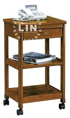 【品特優家具倉儲】◎P156-12收納櫃實木單抽收置物櫃CY-266