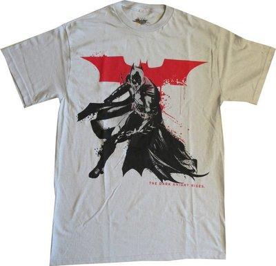 Batman- The Dark Knight Rises  美式進口卡通短T/Anvil/Hanes/T-shirt.Com/AA