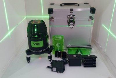 【宏盛測量儀器】萊賽LAISAI LSG630ST墨線儀 4V4H 電子式綠光(含稅)限Y拍/自取 #非might假日製