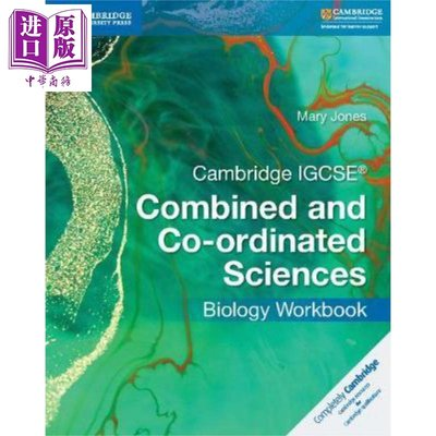 Cambridge IGCSE Combined and Co-ordinated Sciences Biology W