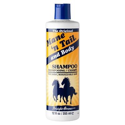 【Mane'n Tail 箭牌馬】馬用控油洗髮精-經典原味(12oz/355ml)【2543】