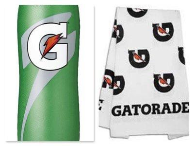 開特力 Gatorade 運動型水壺(新版+保冷功能)+開特力 Gatorade運動毛巾 現貨