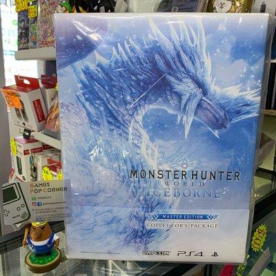 (全新現貨) PS4 game MONSTER HUNTER WORLD🌏ICEBORNE  (典藏版)(中英文版)