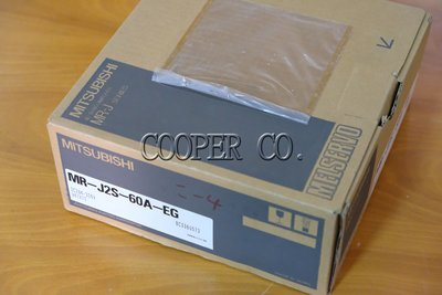【Cooper.Co】Mitsubishi 三菱 MR-J2S-60A-EG NEW 伺服控制器 新品 中古 現貨