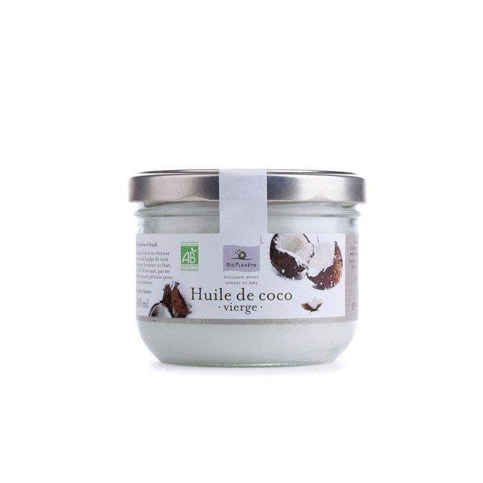 *阿提卡*法國有機初榨有味椰子油 400ml 防彈咖啡生酮飲食 天然冷壓萃取