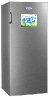 東元 TECO 170L單門直立式冷凍櫃 RL163SW