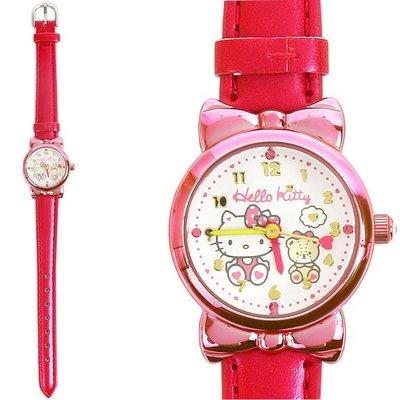 4165本通 三重店 Hello Kitty 手錶 小熊 KT 4901610787779