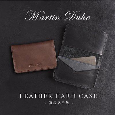 Martin Duke 真皮名片夾 名...