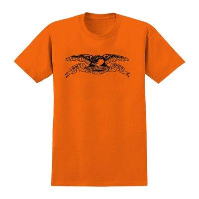 [CABAS滑板店] ANTI HERO BASIC EAGLE TEE 橘色 │ 老鷹 滑板 品牌