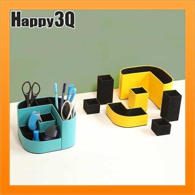 收納盒筆筒化妝品收納文具收納小物收納磁鐵吸附式辦公室桌面可拆-多色【AAA1923】預購
