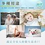 台灣製 3M防水防螨床包 3M專利技術吸濕排汗處理/雙人尺寸/防水床包式保潔墊 朵莉雅家居
