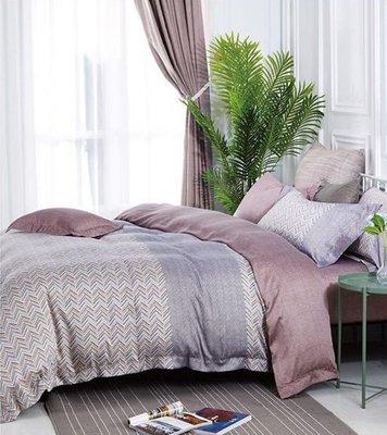 《微琪》尼德 頂級100%天絲40支床包二用被4件組-標準雙人(5尺)