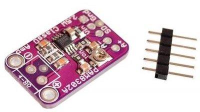 (Z0100)PAM8302 2.5W 單通道 D類 音頻功率 放大器模塊 開發板