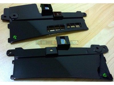 光陽 公司品【後中心蓋-黑 N1P】LHJ8 MANY 125 車殼 H殼、前蓋、側條、後架、面板、中心蓋 單邊賣場
