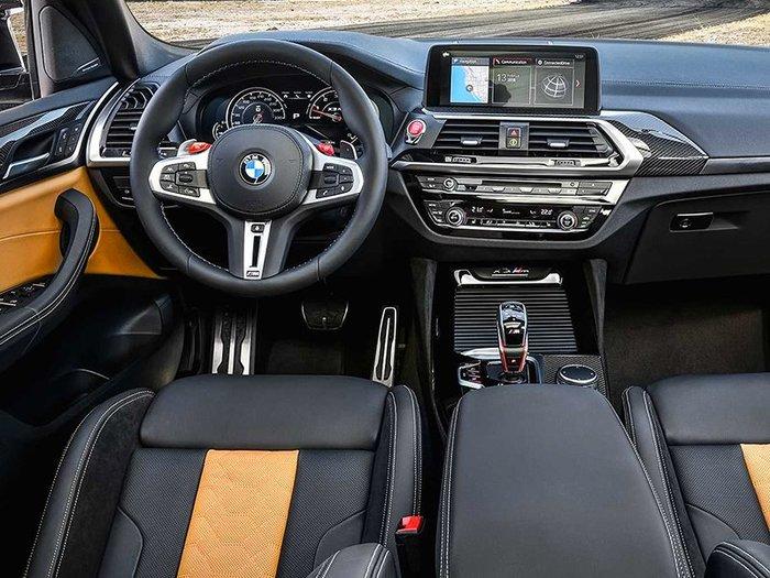 【樂駒】BMW X3M F97 Competition 原廠 Carbon 碳纖維 輕量化 車內 飾板 飾條 六件組