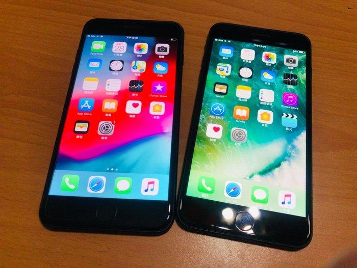 ☆手機寶藏點☆ Apple iPhone 7 Plus128g 灰 2手機 功能正常 歡迎貨到付款 聖I71