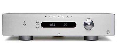 新竹名展音響 具備USB與數位輸入 瑞典Primare I22綜合擴大機