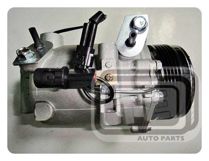 【TE汽配通】三菱 COLTPLUS 1.6 07後 冷氣 壓縮機 全新品