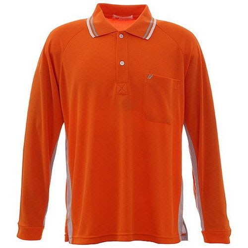「喜樂屋戶外」台灣製造男款長袖POLO排汗衫(排汗衣)抗UV透氣、快乾、不黏身 #34 零碼出清 團體服訂製