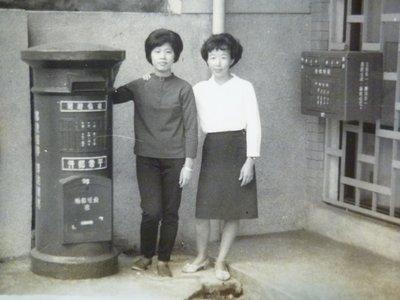 200210~中華郵政~厚重老信箱~相關特殊(一律免運費---只有一張)老照片