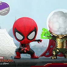 Hot Toys: Spider-Man & Mysterio Cosbaby Set (COSB633) Hottoys Spiderman