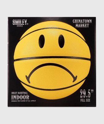 CHINATOWN MARKET SMILEY FROWN BASKETBALL 籃球