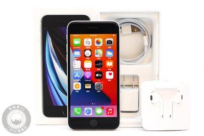 【高雄青蘋果3C】APPLE IPHONE SE 2 SE2 128G 白 4.7吋 IOS 14.2 #58966