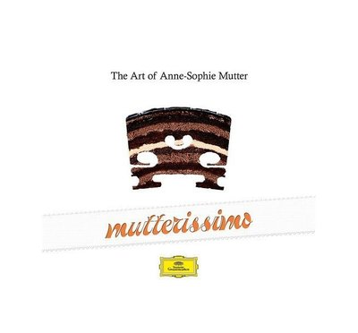 合友唱片 慕特的小提琴藝術 / 慕特,小提琴 (2CD) The Art of Annie-Sophie Mutter