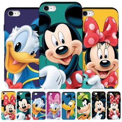 Disney 迪士尼 Play 防摔推蓋卡夾 手機殼│S7 Edge S8 S9 S10 S10E│z8097