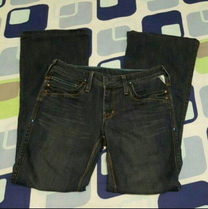 BRAPPERS女牛仔褲喇叭褲