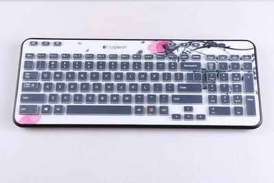 *蝶飛* Logitech 羅技 K360r 無線鍵盤 鍵盤膜Logitech K360r K360 鍵盤保護膜