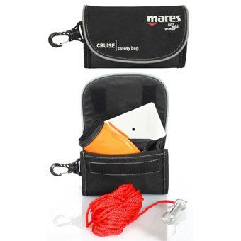台灣潛水---Mares Cruise Safety Bag 安全袋