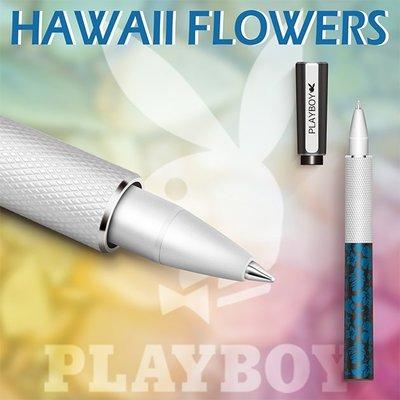 【鋼珠筆】PLAYBOY 夏威夷 HAWAII FLOWERS系列鋼珠筆