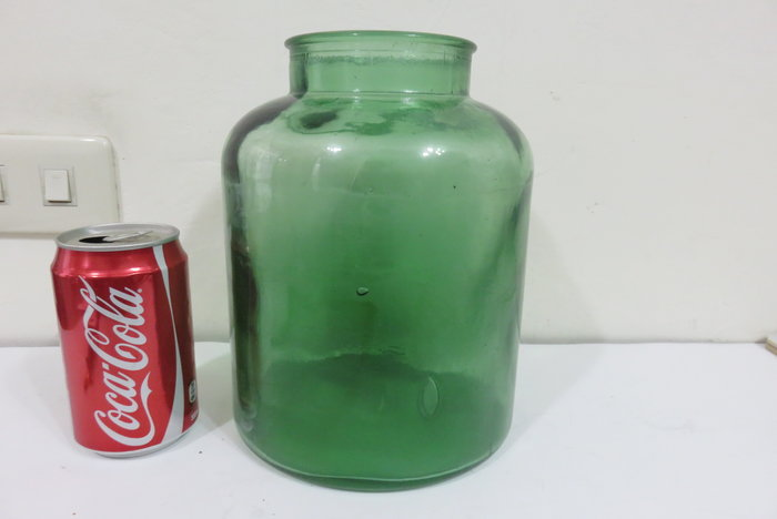 【讓藏】早期收藏老氣泡玻璃罐,老玻璃罐, 糖果罐.收納罐,,下標就賣