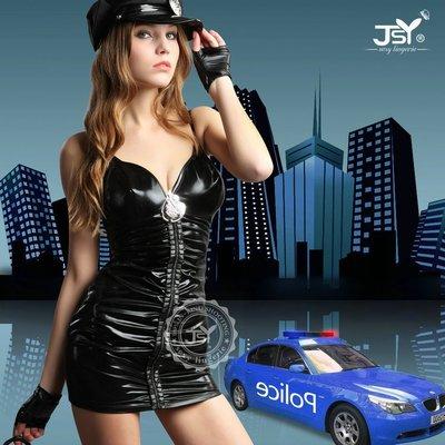 性福多多 F110 均有現貨 當日出貨 情趣內衣 COSPLAY 角色扮演 制服誘惑 女警 波麗士