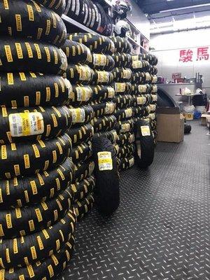 駿馬車業 倍耐力 惡魔胎120/70-13配天使胎130/70-13 打卡一組4600含裝/氮氣/平衡