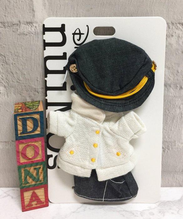 【Dona日貨】日本迪士尼store限定 uniMOs系列娃娃穿 針織外套牛仔裙 套裝衣服/配件 B23