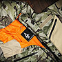 南◇2020 9月 BURTON ALPHA INDUSTRIES Undefeated M-65 黑色軍迷彩外套長大衣