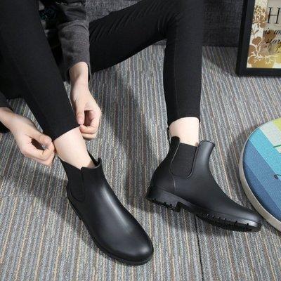 雨季必備 韓國短版雨靴 雨鞋 下雨天也...