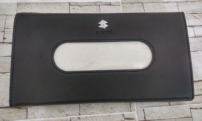 SUZUKI紙巾盒 懸掛式衛生紙盒 鈴木 本田 紙巾盒套 面紙套