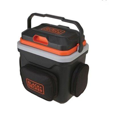 BLACK+DECKER 車用 12V 行動保溫/冷箱 24公升 BDC24L