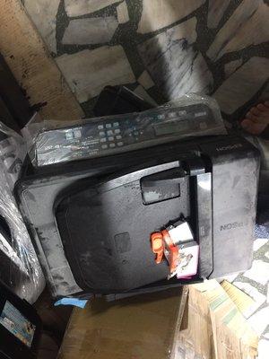 壞品 EPSON WF-2521 傳真噴墨印表機