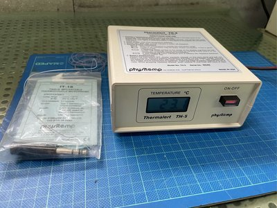 Physitemp Thermalert TH-5 Monitoring Thermometer 溫度計