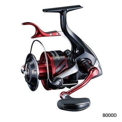 【NINA釣具】SHIMANO BB-X REMARE 6000D/8000D 手煞車捲線器