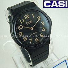 【時間光廊】CASIO 卡西歐 超薄 超值低價大放送 指針錶 學生錶 上班族 全新公司貨 MQ-24-1B2