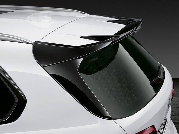 【樂駒】BMW G05 F95 M Performance 原廠 高光黑 後車廂 頂翼 後上尾翼 空力 改裝