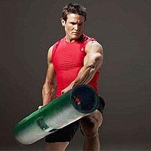【Fitek健身網】6公斤VIPR多功能訓練炮筒✨負重健身✨炮管訓練✨橡膠筒✨6KG炮筒✨重量訓練核心訓練猛男肌肉養成