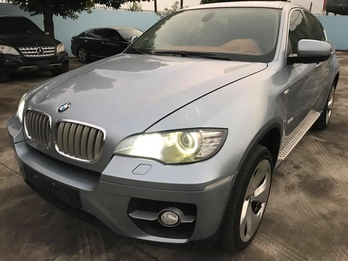 JH汽車〞BMW X6 E71 油電 Active Hybrid  4.4 Twin Turbo零件車 報廢車 拆賣!!